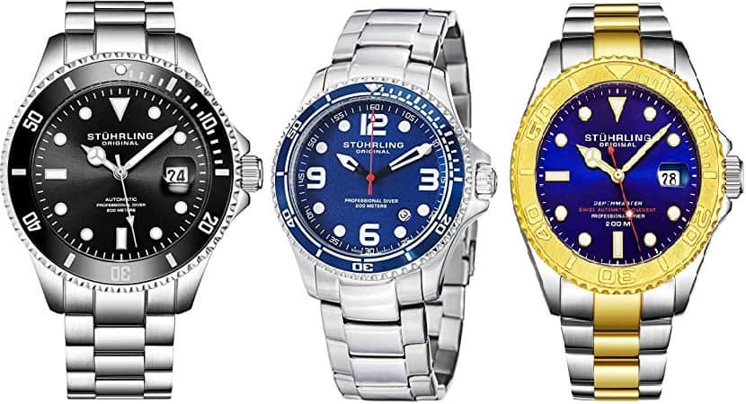 Why are Stuhrling watches so cheap on Amazon?
