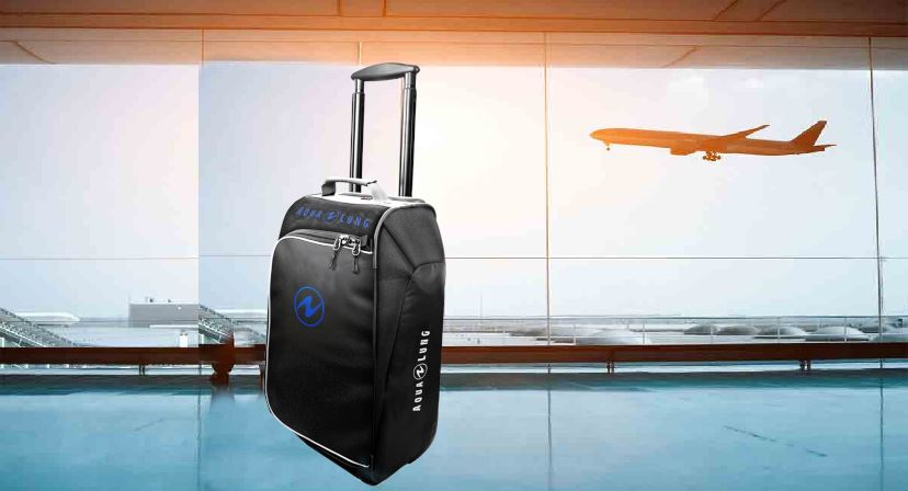 the best dive bag for air travel